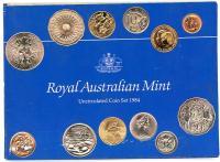 Image 1 for 1984 Mint Set
