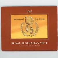 Image 1 for 1986 Mint Set