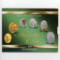 Image 1 for 2004 Mint Set