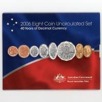 Image 1 for 2006 Mint Set