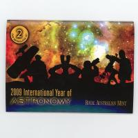Image 1 for 2009 International Year of Astronomy 2 Coin Mint Set