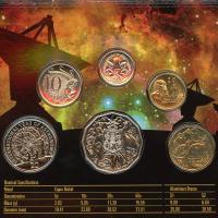 Image 2 for 2009 International Year of Astronomy Mint Set ANDA Edition - Sydney