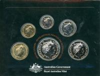 Image 3 for 2012 Six Coin Mint Set - Special Edition
