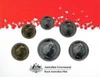 Image 3 for 2018 Six Coin Mint Set - Armistice 100 Years On  - Berlin World Money Fair Special Issue