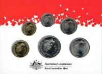 Image 3 for 2018 Six Coin Mint Set - Armistice 100 Years On