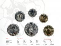 Image 2 for 2018 Six Coin Mint Set - Armistice 100 Years On