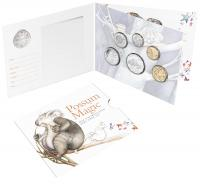 Image 1 for 2020 Uncirculated Baby Coin Set - Possum Magic