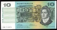 Image 1 for 1974 $10 Phillips-Wheeler TBX 712878 UNC