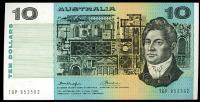 Image 1 for 1976 $10 Knight-Wheeler Centre Thread TGP 852582 UNC
