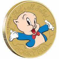 Image 2 for 2018 Issue 26 Porky Pig PNC