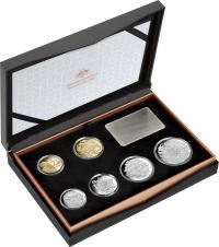 Image 1 for 2020 Six Coin AlBr CuNi Proof Set - Milestones and Celebrations