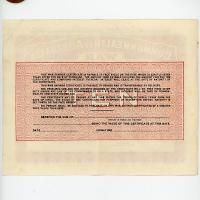 Image 2 for 1942 £10 War Savings Certificate N222393 Haymarket