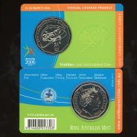 Image 1 for 2006 XVIII Commonwealth Games - Triathlon