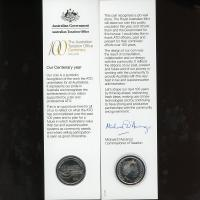 Image 1 for 2010 Centenary of Australian Taxation Office