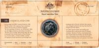 Image 6 for 2012 Three Coin UNC Set 20c & 50c - Shores Under Siege Australia WWII