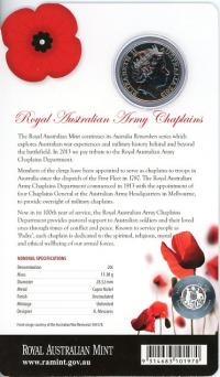 Image 2 for 2013 Australia Remembers - Royal Australian Army Chaplains