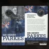 Image 1 for 2015 Sir Henry Parkes