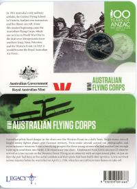Image 1 for 2015 Anzacs Remembered - Australian Flying Corps