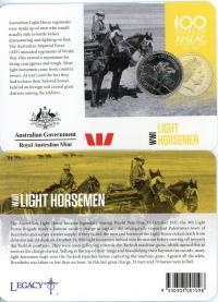 Image 1 for 2015 Anzacs Remembered - Light Horsemen