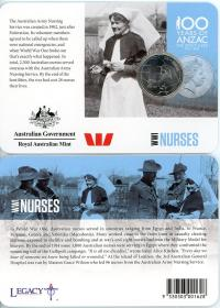 Image 1 for 2015 Anzacs Remembered - WWI Nurses