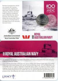 Image 2 for 2015 Anzacs Remembered - Royal Australian Navy
