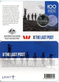 Image 1 for 2015 Anzacs Remembered - The Last Post