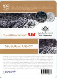 Image 1 for 2016 Anzac to Afghanistan - Thai-Burma Railway