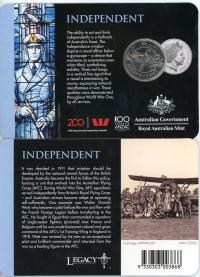 Image 1 for 2018 Anzac Spirit - Independant