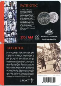 Image 1 for 2018 Anzac Spirit - Patriotic