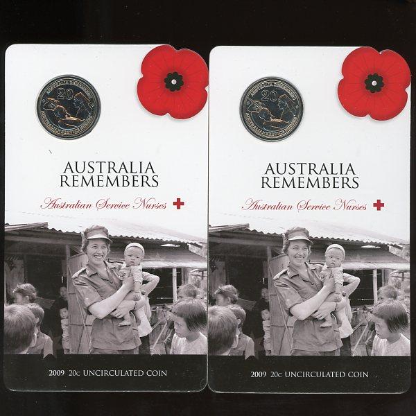 Thumbnail for 2009 Australia Remembers - Australian Nurses