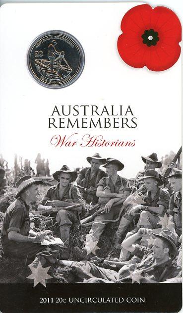 Thumbnail for 2011 Australia Remembers - War Historians