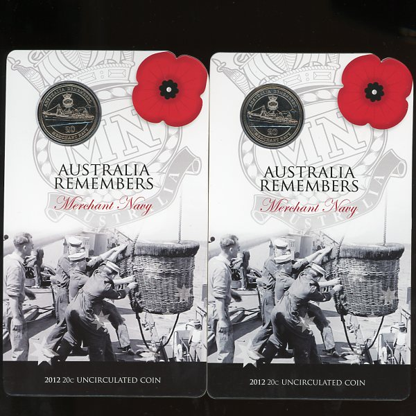 Thumbnail for 2012 Australia Remembers - Merchant Navy