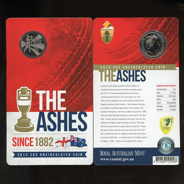 Thumbnail for 2013 The Ashes