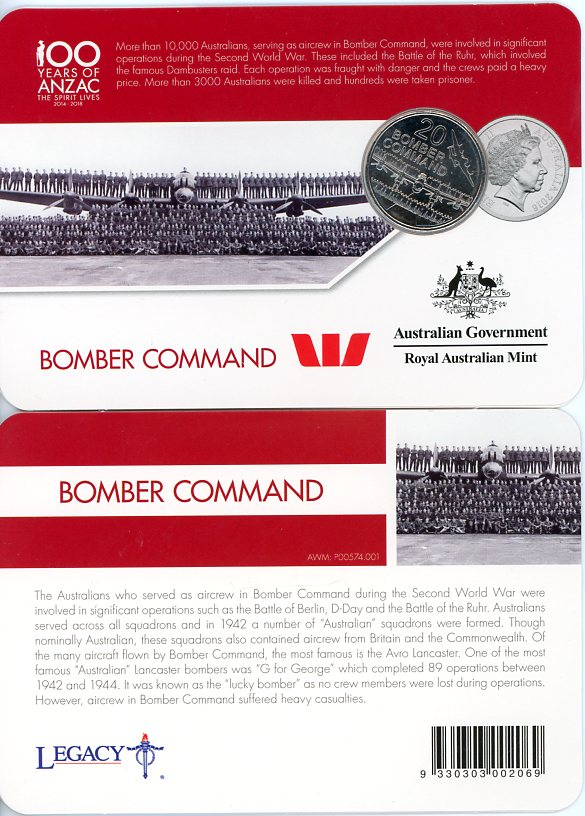 Thumbnail for 2016 Anzac to Afghanistan - Bomber Command