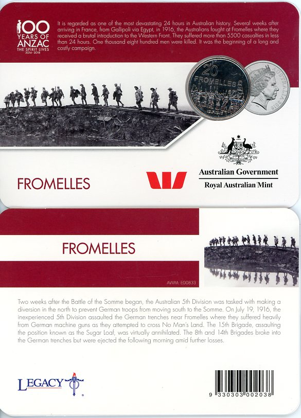 Thumbnail for 2016 Anzac to Afghanistan - Fromelles