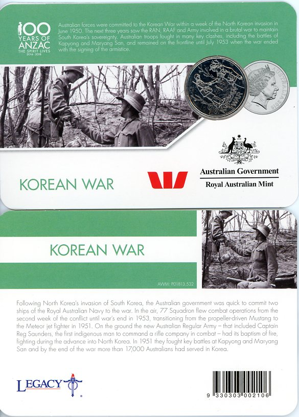 Thumbnail for 2016 Anzac to Afghanistan - Korean War