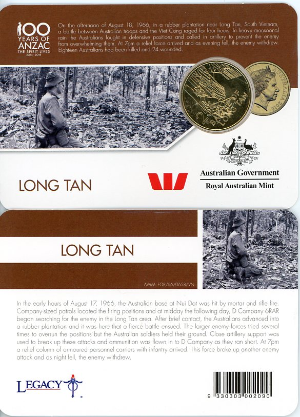 Thumbnail for 2016 Anzac to Afghanistan - Long Tan