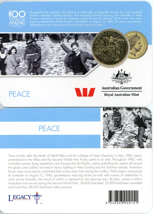 Thumbnail for 2016 Anzac to Afghanistan - Peace