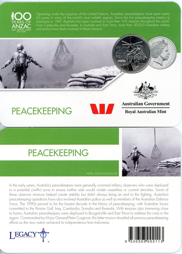 Thumbnail for 2016 Anzac to Afghanistan - Peace Keeping