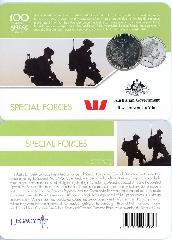 Thumbnail for 2016 Anzac to Afghanistan - Special Forces