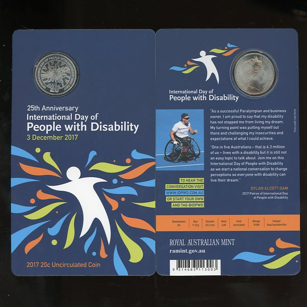 Thumbnail for 2017 International Day of People with Disability