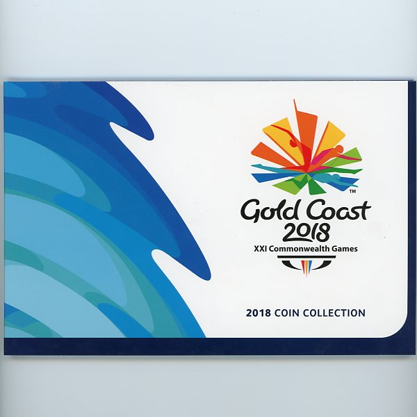 Thumbnail for 2018 Commonwealth Games 7 Coin Set