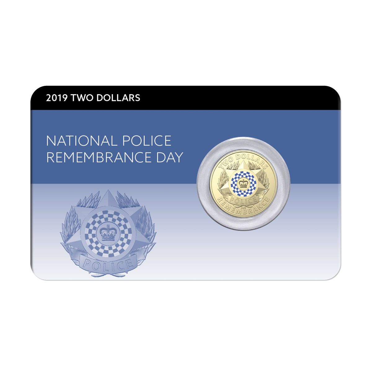 Thumbnail for 2019 National Police Remembrance Day DCPL Card